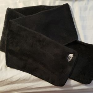 Northface fleece scarf